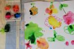 Ateliér-malujeme ledovými barvami